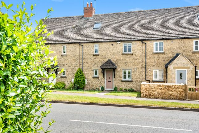 3 bed terraced house for sale in Kingfisher Place, South Cerney, Cirencester GL7