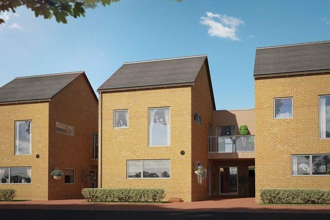 Thumbnail Detached house for sale in Spring Street, Newhall Essex
