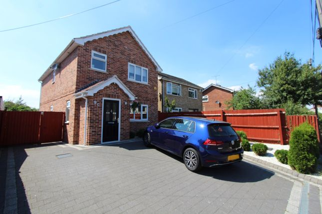 Thumbnail Detached house for sale in Millers Lane, Stanway, Colchester