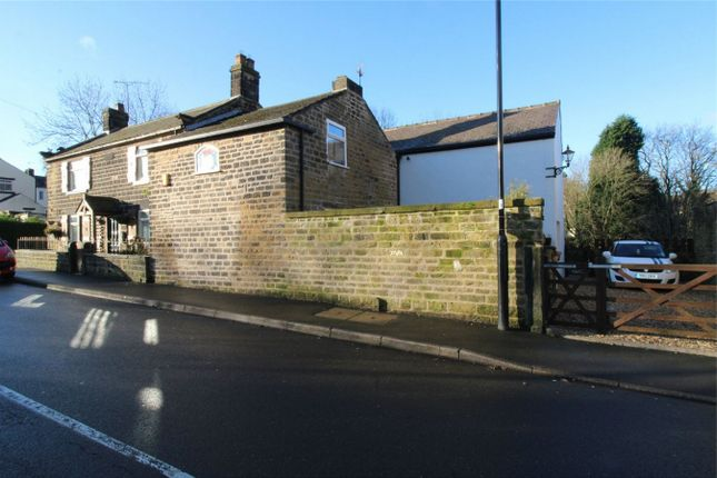 Thumbnail Cottage for sale in Hollow Gate, Burncross, Sheffield, South Yorkshire