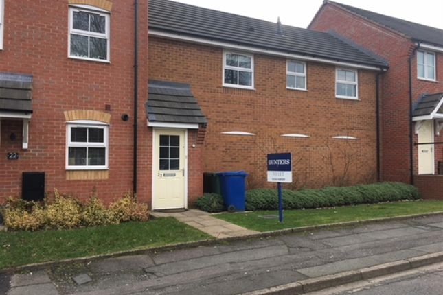 Thumbnail Flat to rent in Wharf Road, Rugeley