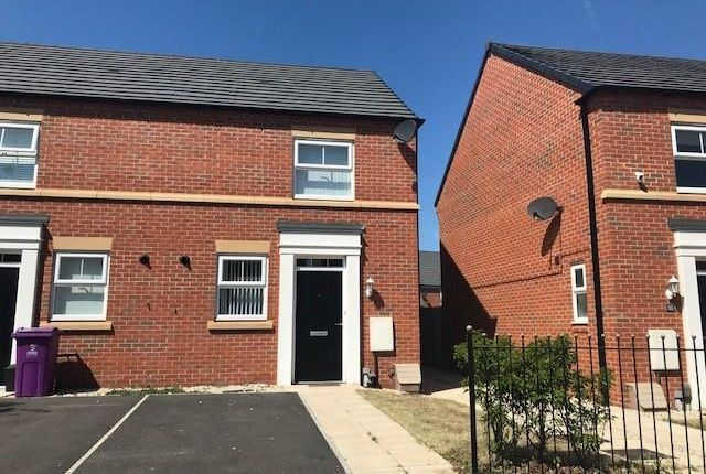 2 bed semi-detached house to rent in Maregreen Road, Liverpool L4