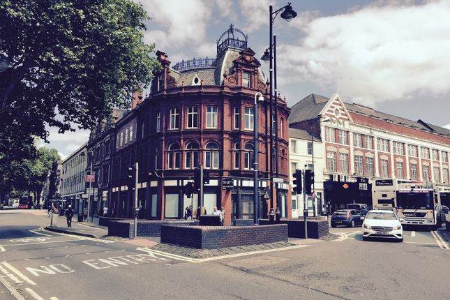Thumbnail Restaurant/cafe to let in Bridge Street, Walsall
