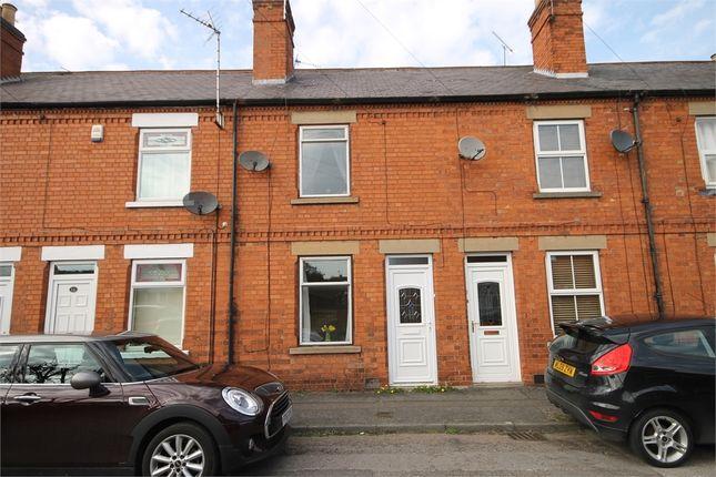 Thumbnail Terraced house for sale in Albert Avenue, Balderton, Newark, Nottinghamshire.