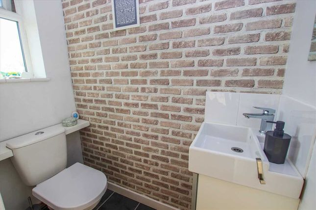 Downstairs WC of Grantham Road, Waddington, Lincoln, Lincoln LN5