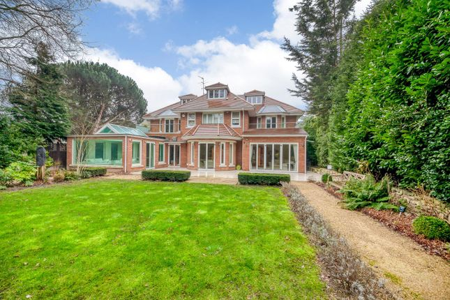 Thumbnail Detached house for sale in Woodview, Warren Road, Kingston Upon Thames, London, Surrey