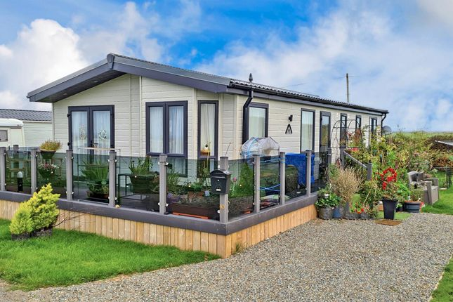 2 bed mobile/park home for sale in 40 Park Hall Caravan Site, Pen Y Cwm, Haverfordwest SA62
