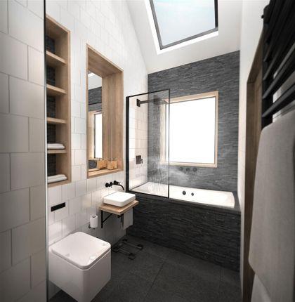 Bathroom of The Downs Quarter, The Downs, Altrincham WA14