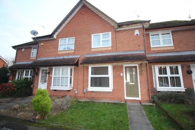 Thumbnail Terraced house to rent in Sacombe Green, Luton