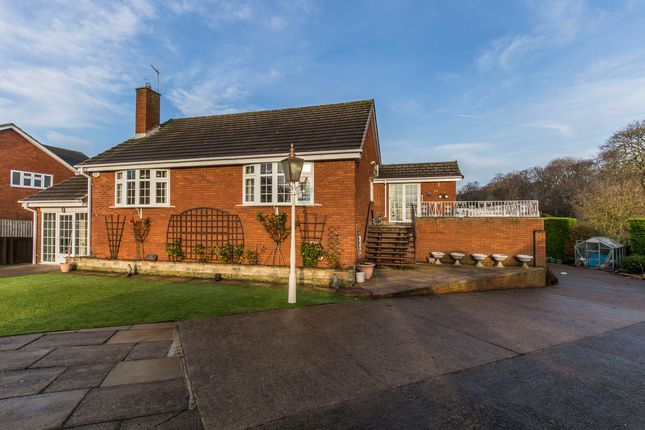 Thumbnail Detached house for sale in Dunelm Road, Elmtree, Stockton