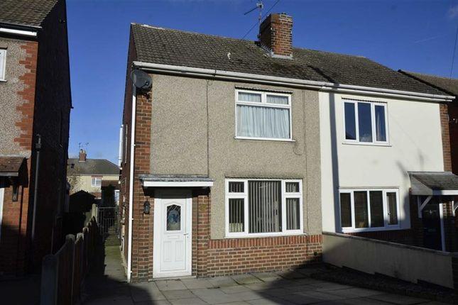 Semi-detached house in  Ley Gardens  Alfreton D Hackney
