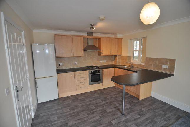 Thumbnail Flat to rent in Woolcombers Way, Tyersal, Bradford
