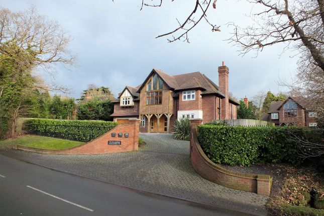 Thumbnail Detached house to rent in The Phillamores, Cobham