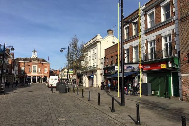 Thumbnail Retail premises for sale in 7 High Street, High Wycombe, Buckinghamshire