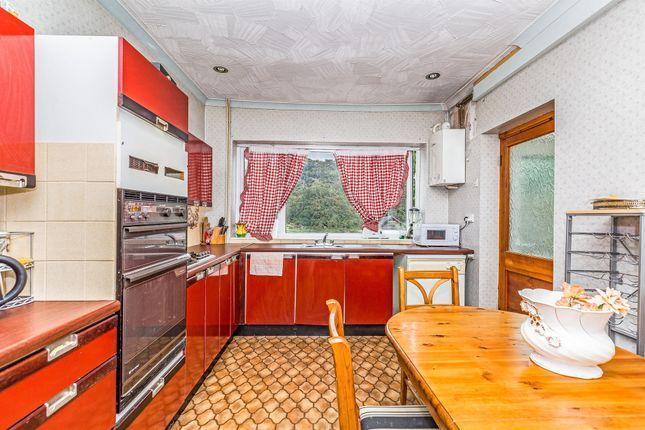 Thumbnail Terraced house for sale in Bettws Road, Brynmenyn, Bridgend