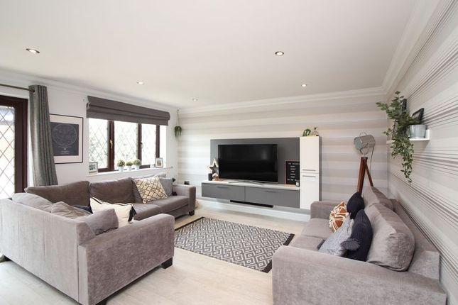 Sitting Area of Brockenhurst Drive, Harwood, Bolton BL2