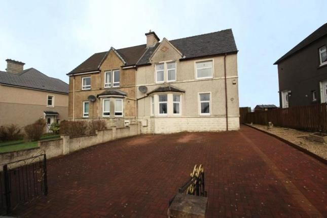 Thumbnail Semi-detached house for sale in Airdriehill Street, Airdrie, North Lanarkshire