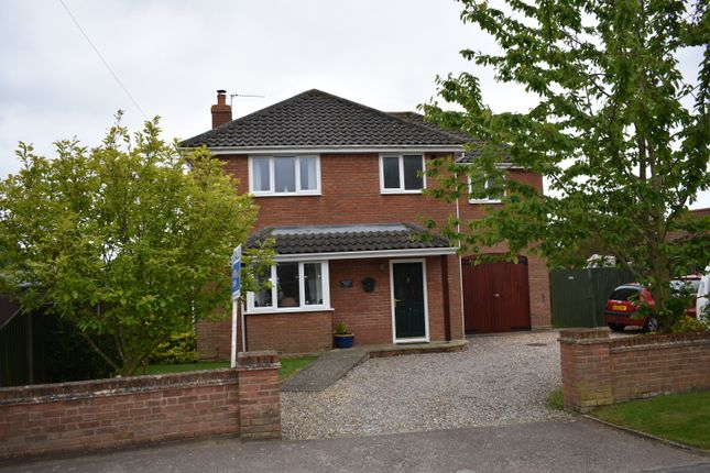 Thumbnail Detached house for sale in Burlingham Road, South Walsham, Norwich