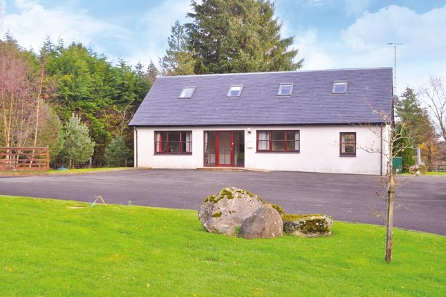 Thumbnail Detached house for sale in Fir Cottage, Gartmore, Stirlingshire