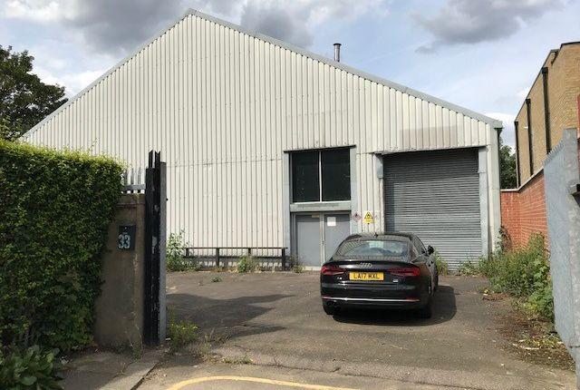 Thumbnail Warehouse to let in Milton Avenue, Croydon