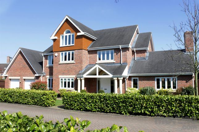 Thumbnail Property for sale in Hampstead Drive, Weston, Crewe