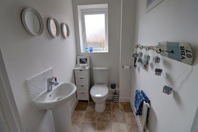 Cloakroom of Flint Street, Weston Coyney, Stoke-On-Trent ST3