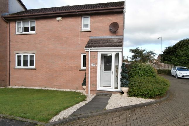Thumbnail Semi-detached house for sale in Miklehouse Road, Springhill Farm, Baillieston, Glasgow