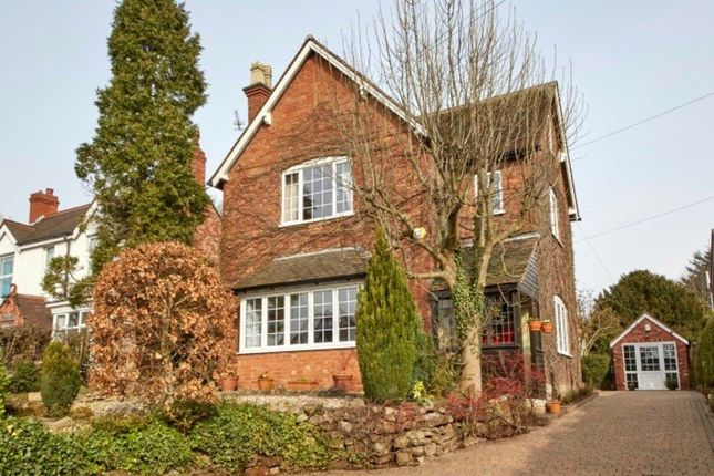 Thumbnail Detached house for sale in Stafford Road, Lichfield