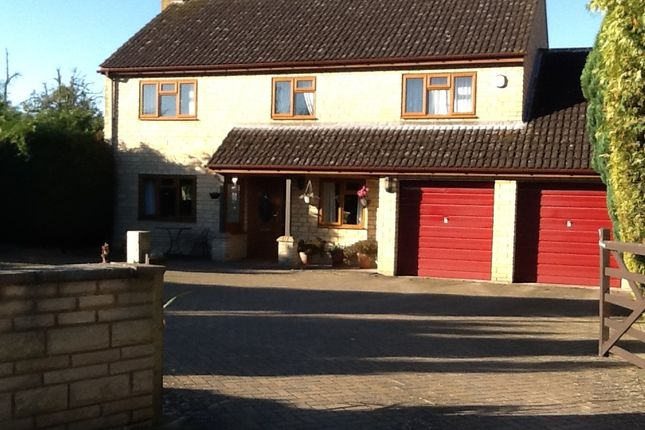 Thumbnail Detached house for sale in Whaddon, Gloucestershire