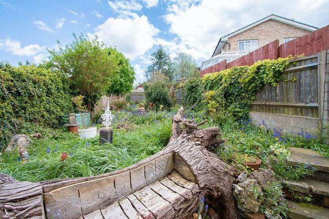 Rear Garden of Warren Mead, Banstead SM7