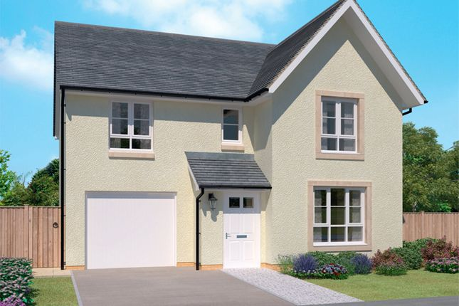 "Thumbnail Detached house for sale in ""Dunbar"" at Kirkton North, Livingston"