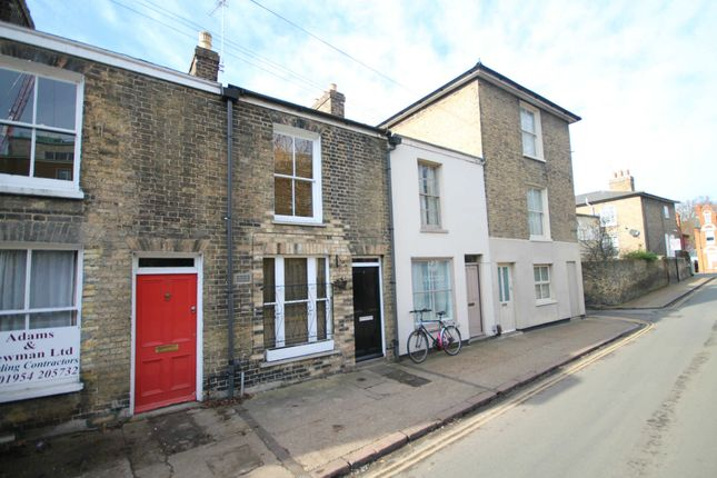 Thumbnail Terraced house to rent in Panton Street, Cambridge
