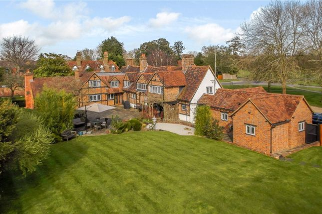 Thumbnail Detached house for sale in North Common, Redbourn, St Albans, Hertfordshire