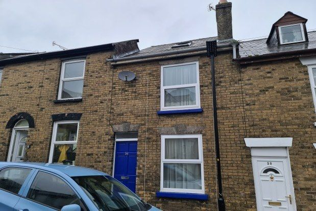 Thumbnail Terraced house to rent in Bridge Road, Cowes