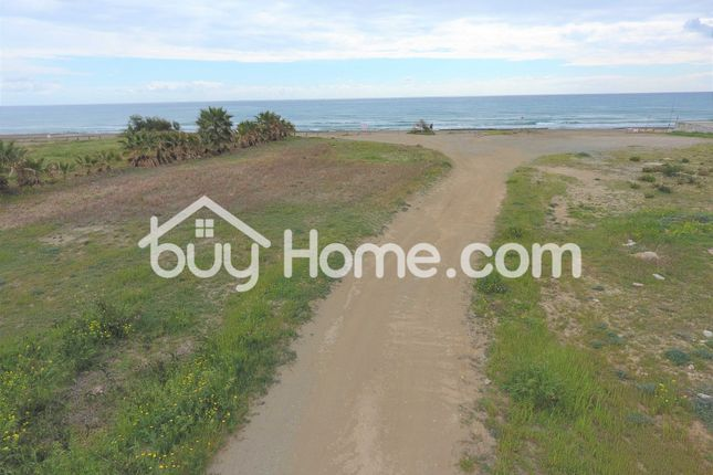 Thumbnail Land for sale in Dhekelia Road, Larnaca, Cyprus