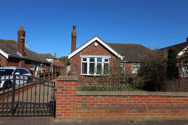 Thumbnail Semi-detached bungalow for sale in 15 Minshull Road, Cleethorpes, N.E. Lincs