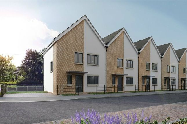 Thumbnail Town house for sale in Fontana, The Embankment, Leach Lane, Mexborough, Rotherham, South Yorkshire