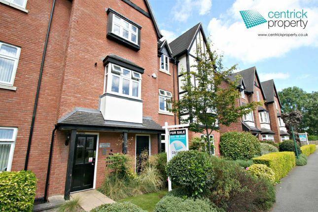Thumbnail Flat to rent in Hampton House, Station Road, Dorridge