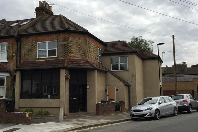 Thumbnail End terrace house for sale in 51/51A Selborne Road, London