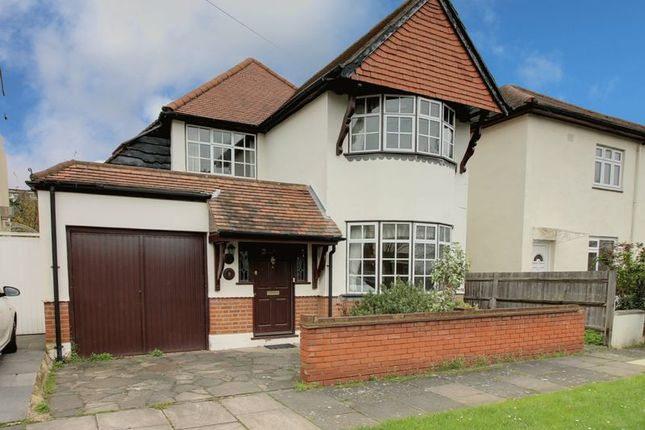 Thumbnail Detached house for sale in Woodbine Grove, Enfield