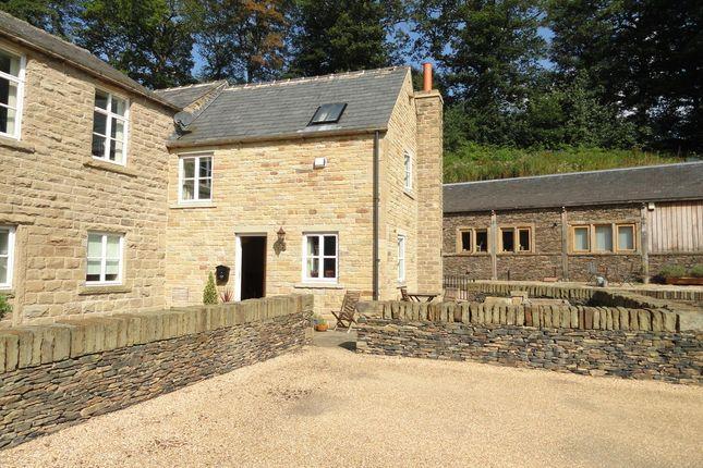 Thumbnail Cottage to rent in Mill Farm, Gunthwaite, Nr. Penistone