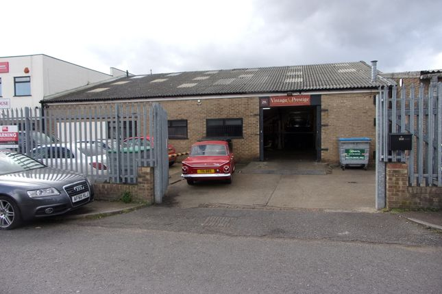 Thumbnail Warehouse for sale in Towers Road, Grays
