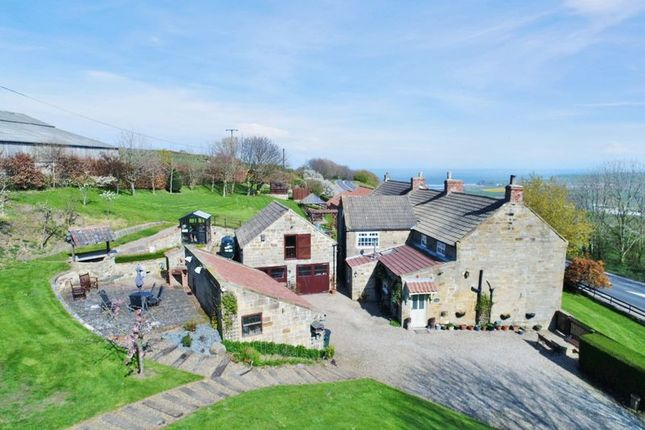 Thumbnail Detached house for sale in Easington, Saltburn-By-The-Sea