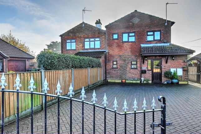 Thumbnail Semi-detached house for sale in Mill Lane, Norwich