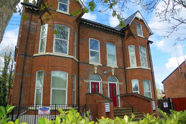 Thumbnail Flat to rent in The Laurels, Polygon Road, Crumpsall