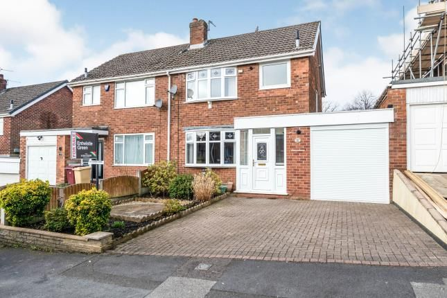 3 bed semi-detached house for sale in Langholm Drive, Breightmet, Bolton, Greater Manchester BL2