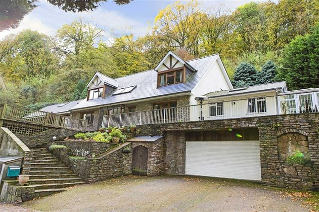 Thumbnail Semi-detached house for sale in Llandogo, Monmouth, Monmouthshire