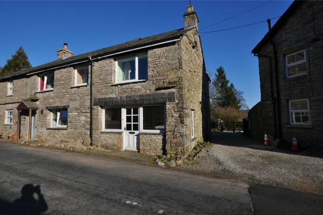 Thumbnail End terrace house for sale in Silver Howe, Orton, Penrith, Cumbria