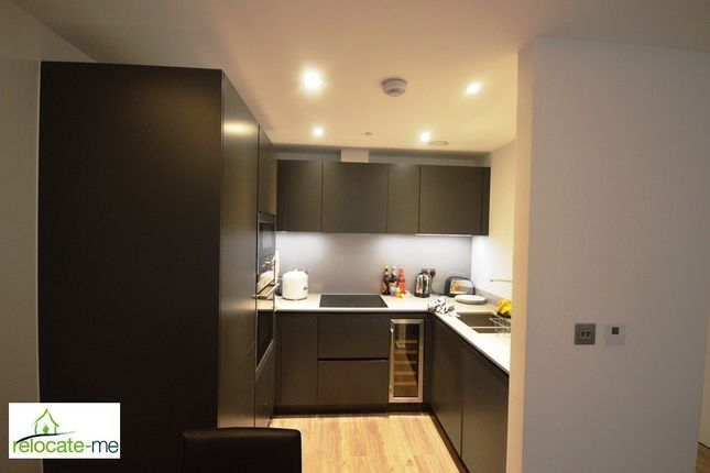 Kitchen of Goodman Fields, London E1