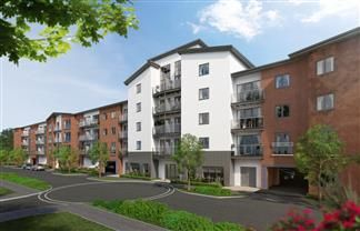 Thumbnail Flat for sale in Ochre Yards, Fletcher Road, Gateshead
